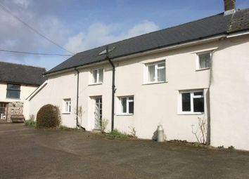 Thumbnail 1 bed end terrace house to rent in Exbourne, Okehampton