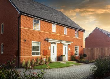 """Thumbnail 3 bed semi-detached house for sale in """"Ashworth"""" at Botley Road, Southampton"""