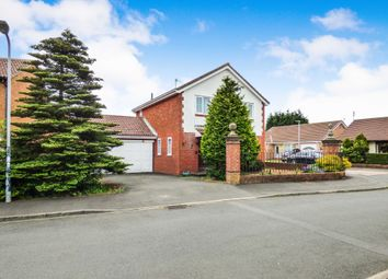 Thumbnail 4 bed detached house for sale in Hatfield Drive, Seghill, Cramlington
