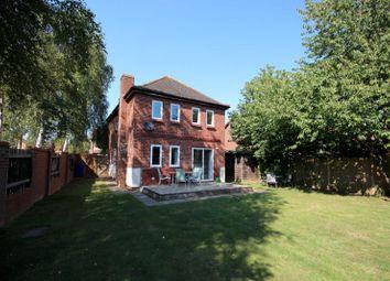 Thumbnail 4 bedroom detached house to rent in Sutton Close, Bury St. Edmunds