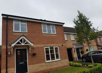 Thumbnail 4 bed detached house to rent in Newbold Drive, Stafford