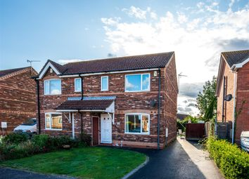 Thumbnail 3 bed semi-detached house for sale in Amos Way, Sibsey, Boston