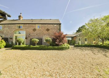 Thumbnail 5 bed barn conversion for sale in Mitton Road, Clitheroe