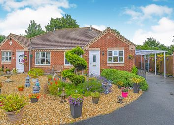 Thumbnail 2 bed semi-detached bungalow for sale in Stones Close, Hogsthorpe, Skegness