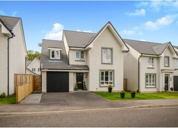 Thumbnail 4 bed detached house for sale in Eilean Donan Road, Inverness