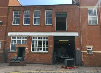 Thumbnail Light industrial to let in Bath Lane, Leicester