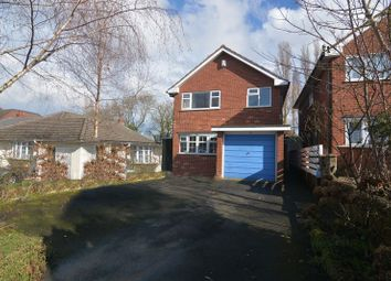 Thumbnail 3 bed detached house for sale in Sandwell Road, Handsworth Wood, Birmingham