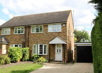 Thumbnail 3 bed semi-detached house to rent in Sydenham Road, Sydenham, Chinnor