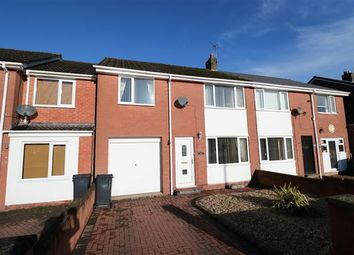 Thumbnail 4 bed semi-detached house for sale in Yewdale Road, Carlisle, Cumbria