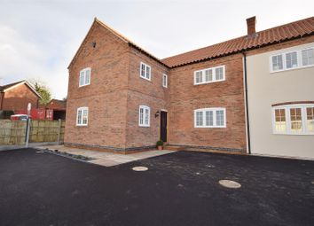Thumbnail 4 bed town house for sale in The Maltings, White Lion Square, Main Street, Blidworth, Nottinghamshire