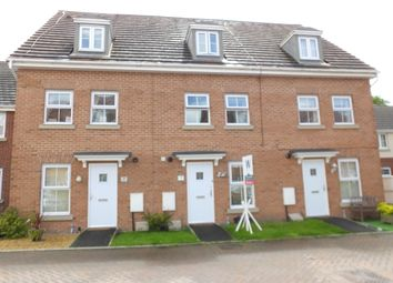 Thumbnail 4 bed town house for sale in Farleigh Court, Buckshaw Village