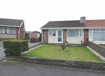 Thumbnail 2 bedroom semi-detached bungalow for sale in Godre Coed, Morriston, Swansea