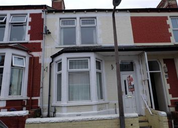 Thumbnail 3 bedroom terraced house for sale in Everard Street, Barry, Vale Of Glamorgan