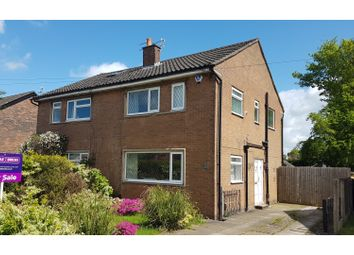 Thumbnail 3 bed semi-detached house for sale in Boothfields, Knutsford