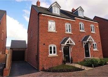 Thumbnail 3 bed semi-detached house for sale in Chances Street, Edgbaston, Birmingham