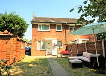 Thumbnail 1 bed end terrace house for sale in Northlands, Leyland