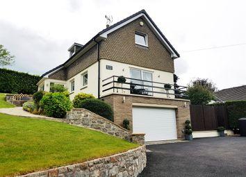 Thumbnail 4 bed detached house for sale in Lon Cae Glas, Llanbedr Dyffryn Clwyd, Ruthin