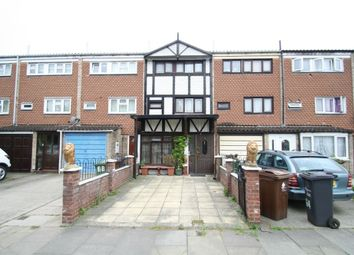 Thumbnail 4 bed town house for sale in Westbury Road, Barking, Essex