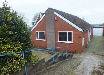 Thumbnail 3 bed detached bungalow for sale in Dollys Lane, Burslem, Stoke-On-Trent