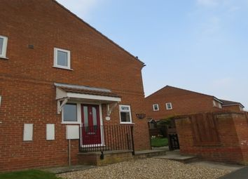 Thumbnail 1 bed end terrace house to rent in Parkers Mount, Kirkbymoorside, York
