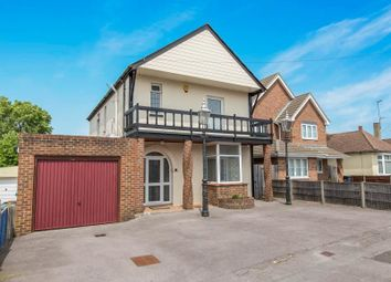 Thumbnail 4 bed detached house for sale in Frances Road, Purbrook, Waterlooville