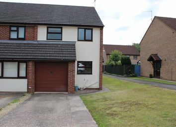 Thumbnail 2 bed semi-detached house to rent in Grosmont Close, Monmouth