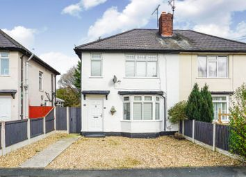 Thumbnail 3 bed semi-detached house for sale in Beechwood Road, Chester