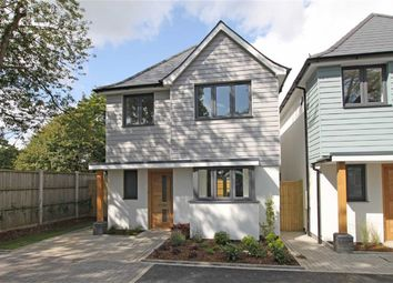 Thumbnail 4 bed detached house for sale in Somerford Avenue, Highcliffe Christchurch, Dorset