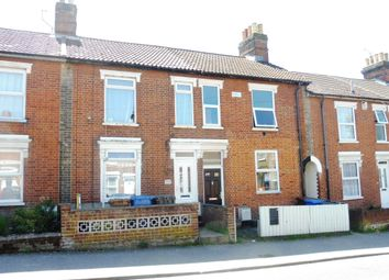 Thumbnail 3 bed terraced house for sale in The Drift, Spring Road, Ipswich