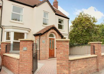 Thumbnail 4 bed detached house for sale in Hull Bridge Road, Beverley