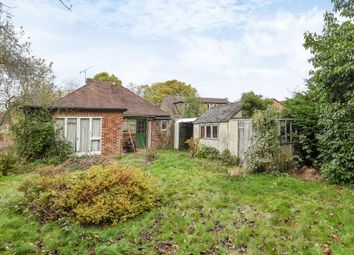 Thumbnail 3 bedroom detached bungalow for sale in The Avenue, Ascot
