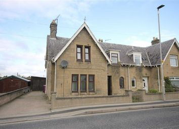 Thumbnail 2 bed semi-detached house for sale in Linkwood Road, Elgin