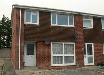 Thumbnail 1 bedroom flat to rent in Gloucester Close, Charlestown, Weymouth