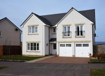 Thumbnail 5 bed detached house for sale in Benton Road, Auchterarder