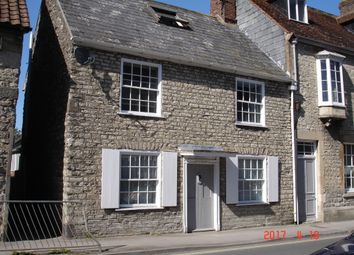 Thumbnail 3 bed end terrace house to rent in Potters Croft, Salisbury Street, Mere, Wiltshire