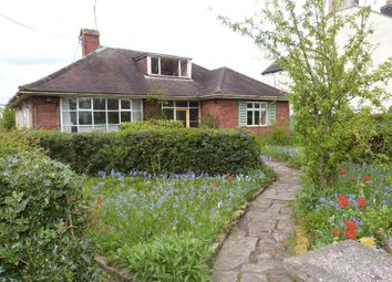 Thumbnail 3 bed bungalow for sale in Linley Road, Alsager, Stoke-On-Trent