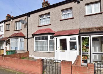 Thumbnail 3 bedroom terraced house for sale in Burges Road, East Ham, London