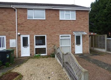 Thumbnail 2 bedroom property to rent in Haston Close, Hereford