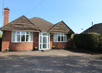 Thumbnail 3 bed bungalow for sale in Lutterworth Road, Leicester