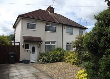 Thumbnail 3 bed semi-detached house to rent in Radlett Road, St Albans