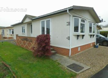 Thumbnail 3 bed mobile/park home for sale in Palm Grove Court, Thorne, Doncaster.