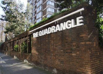 Thumbnail 4 bed flat for sale in Quadrangle Tower, Cambridge Square, London, UK