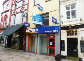Thumbnail Retail premises to let in Church Street, Cardiff