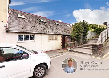 Thumbnail 4 bedroom end terrace house for sale in Richmond Road, Cathays, Cardiff