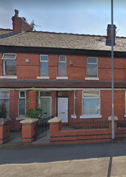 Thumbnail 3 bed terraced house for sale in Claremont Road, Rusholme, Manchester