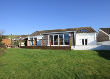 Thumbnail 4 bedroom detached bungalow for sale in Lane Head Close, Croyde, Braunton
