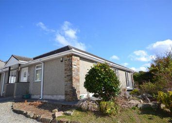 Thumbnail 3 bed detached bungalow to rent in St Anns Chapel, Gunnislake, Cornwall