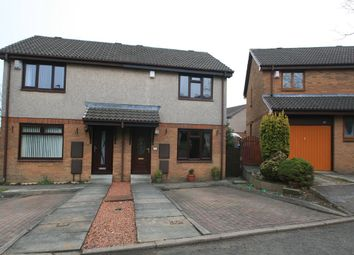 Thumbnail 2 bed semi-detached house for sale in Braeside Park, Mid Calder, Livingston