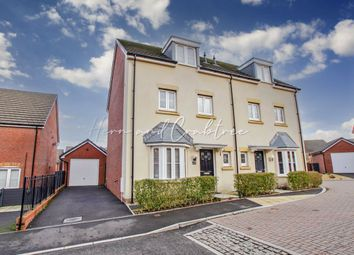 4 bed town house for sale in Gwern Close, St Lythans Park, Cardiff CF5