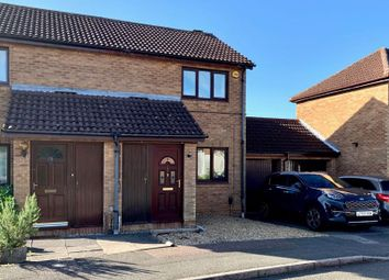 2 bed semi-detached house for sale in Falconers Rise, East Hunsbury, Northampton NN4